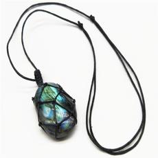 moonstonependant, Jewelry, stonemoon, Handmade
