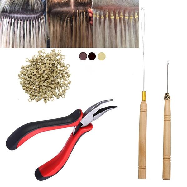 Pliers, Hair Extensions, Silicone, diyhair