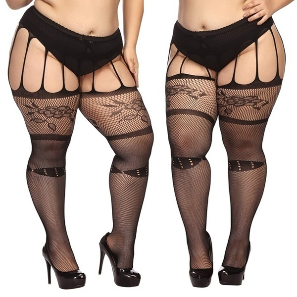 womens stockings, fashion women, Plus Size, Stockings