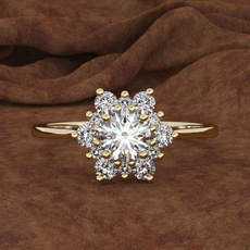 Antique, Sterling, 18k gold, Jewelry