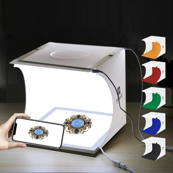 Box, Mini, miniphotographytent, miniphotographybox