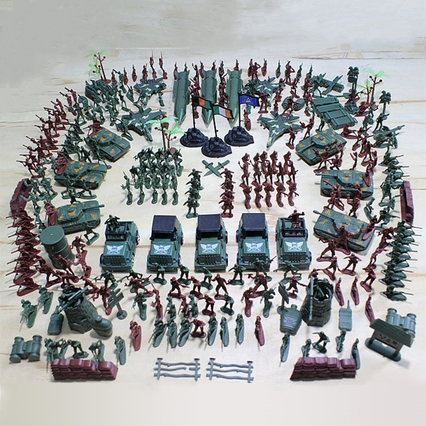 Toy, figure, Gifts, Army