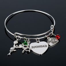 Charm Bracelet, jughead, Jewelry, TV