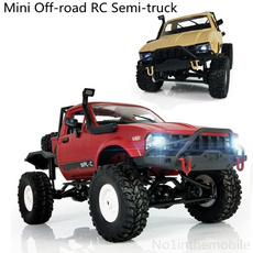 Mini, offroadcar, rcsemitruck, rccar