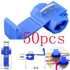 cabletube, Connector, quickspliceconnector, wireterminal