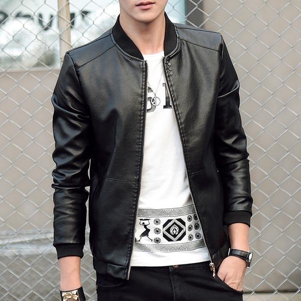 Fashion, trendyjacket, leather, Spring
