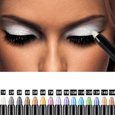 pencil, Sombra para los ojos, makeuphighlighter, eye