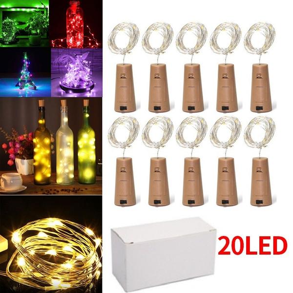Copper, Decor, Night Light, Festival