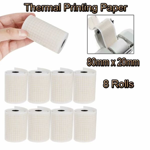 ecg, Printers, printerpaper, 3channelecg
