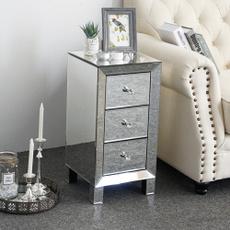 Modern, Living Room Furniture, nightstandtable, sidetable