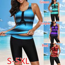 bathing suit, two piece swimsuit, Tie Dye, Summer