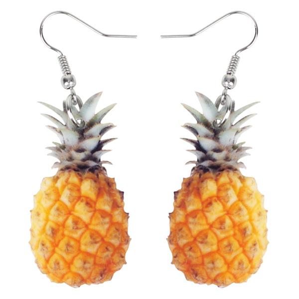 Acrylic Pineapple Dangles