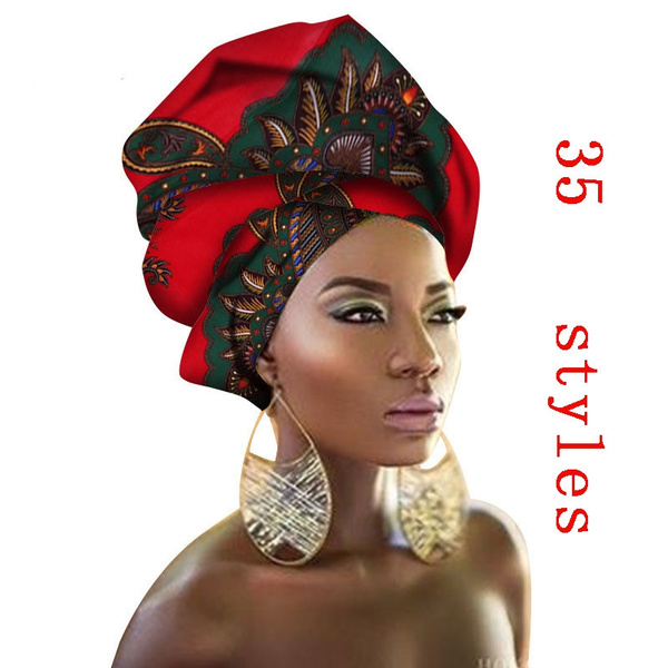 Head, Fashion, waxprinted, Fashion Accessories