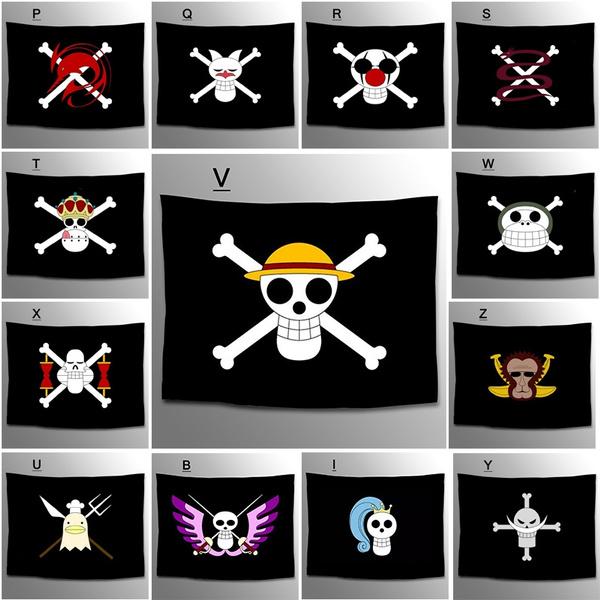 Polyester, Home Decor, Pirate, tapestryhippie