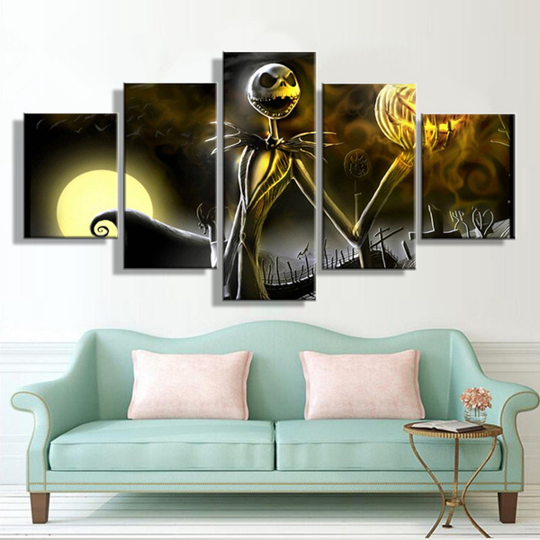 hallowmasjack, canvasprint, painting, Wall Art