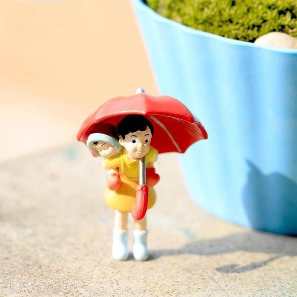 Mini, My neighbor totoro, Decor, hizaomiyazaki