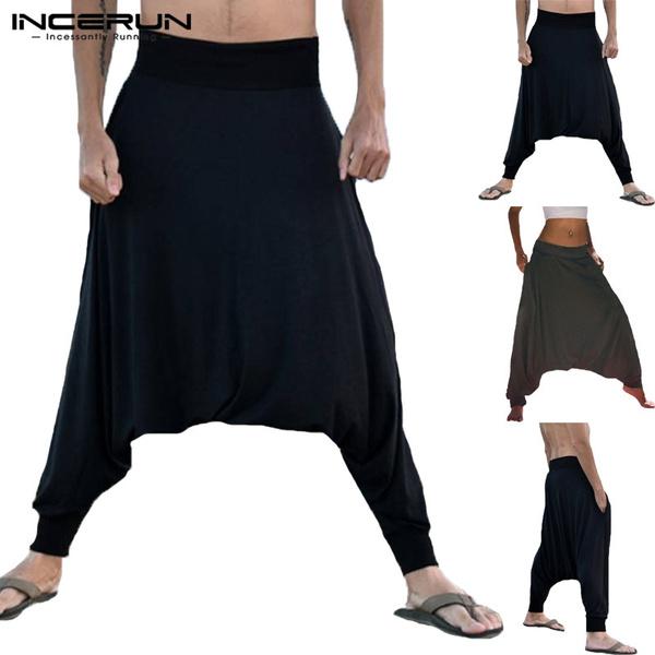 Long pants, dropcrotch, trousers, Waist