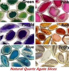 agateslice, naturalagatebead, quartz, quartzcrystal