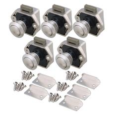 antiimpactmetalsheet, locklatchopeninghole20mm, rv, shortscrew