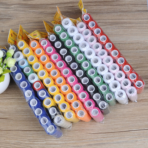 sewingknittingsupplie, sewingthreadset, embroiderythread, Home & Living