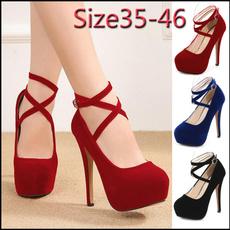 Womens Shoes, Bride, Women's Fashion, High Heel