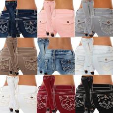 Jeans, Plus Size, Slim Fit, skinny pants