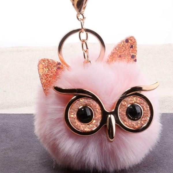 Owl, Fashion, Key Chain, Ladies Fashion