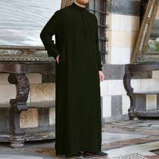 Plus Size, Vintage, Muslim, kurtasuit
