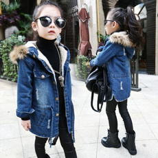 fur coat, Baby Girl, Fashion, velvet