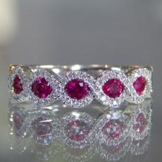 Sterling, gemstone jewelry, DIAMOND, Infinity