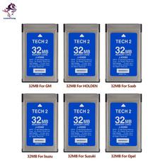 Tool, Memory Cards, tech2