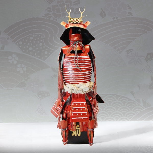 retrodecoration, Samurai, Armor, collectionmodel