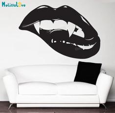 art, bitingvampirelip, Stickers, artmural