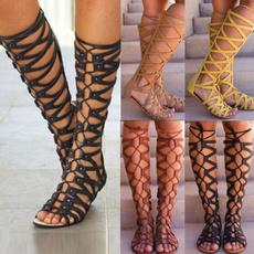 peeptoedsandal, Sandals, Women Sandals, crossstrapsandal