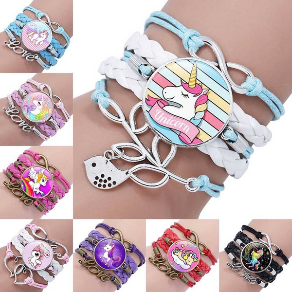woven, Bracelet, Infinity, Jewelry