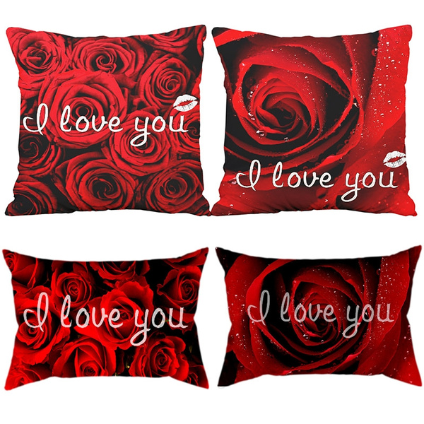 art, Rose, sofacushioncover, Cushions