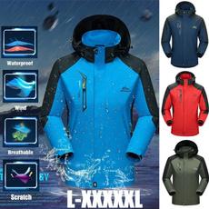 Waterproof, Jacket, hoodedjacketmen, waterproofjacket