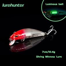 luminousbait, Bass, Fishing Lure, artificialbait