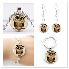 Keys, Owl, Key Chain, Jewelry
