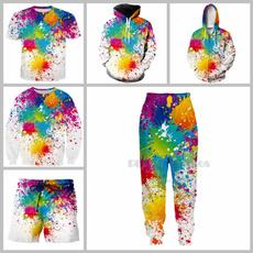 rainbow, Fashion, unisex, Tops