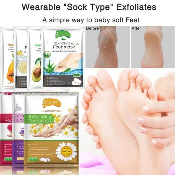 exfoliatingfootmask, footmoisturizingmask, footexfoliating, footcareessence