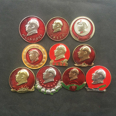 Antique, Gifts, medals, chairmanmaosbadge