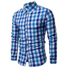 Youth, Men, Cotton Shirt, Shirt