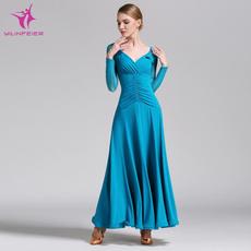 Ballroom, Evening Dress, Dress, Modern