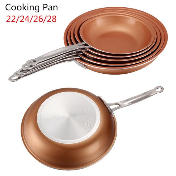Copper, Kitchen & Dining, skilletpan, nonstickpan