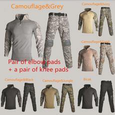 Fashion, Sleeve, Hunting, Army