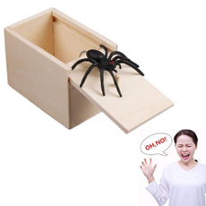 Box, scaretoy, play, Toy
