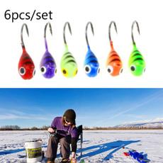 crankbait, winterfishinglure, whale, Winter