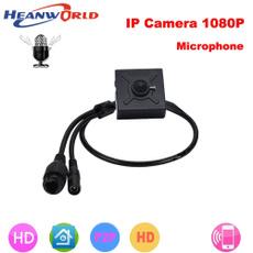 Mini, Microphone, 1080pminicamera, cctvcamera