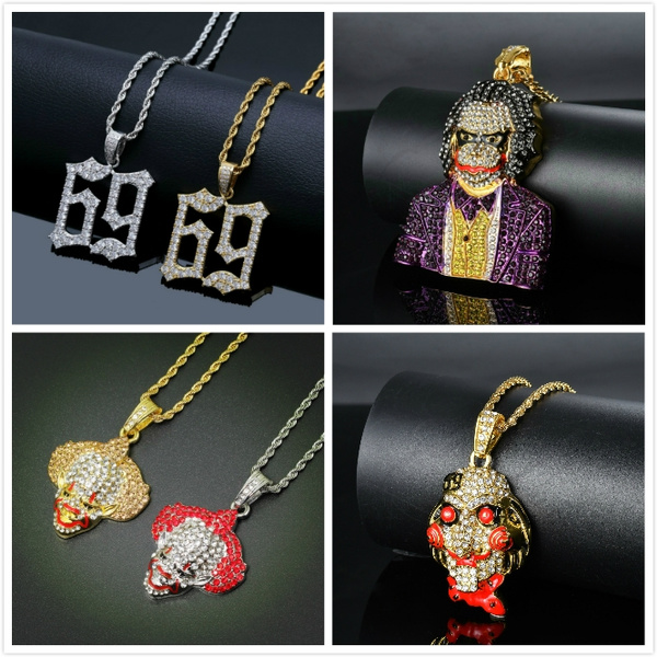 Silver Jewelry, hip hop jewelry, Jewelry, Chain